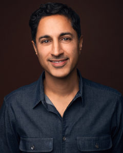 Photo of Maulik Pancholy